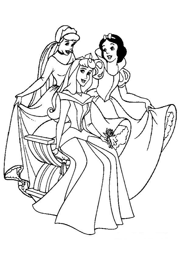 kjente disney prinsesser
